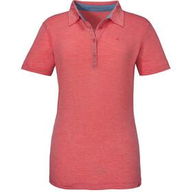 Schöffel Manali - T-shirt manches courtes Femme - rouge